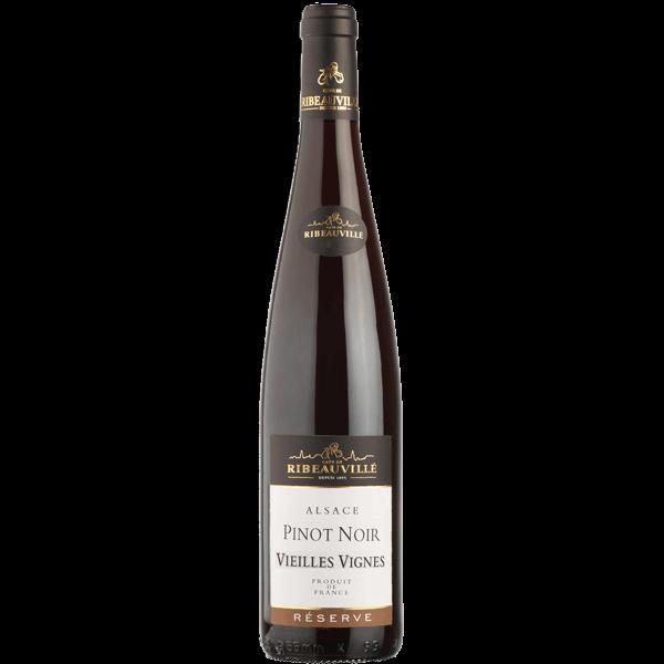 Vin d'Alsace Pinot Noir Vieilles Vignes Cave de Ribeauvillé