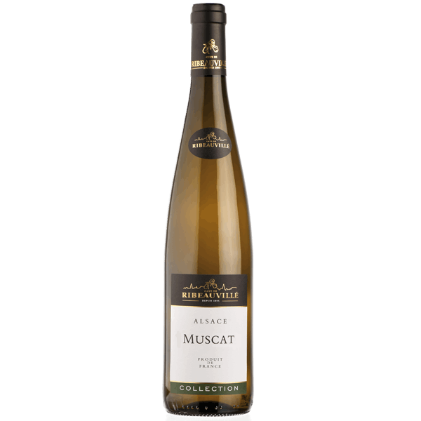 Muscat Collection sec vendanges manuelles Alsace