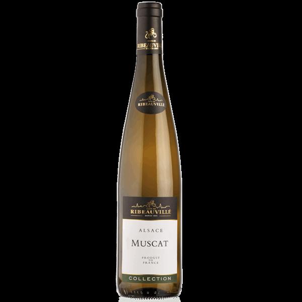 Muscat Collection sec vendanges manuelles Alsace