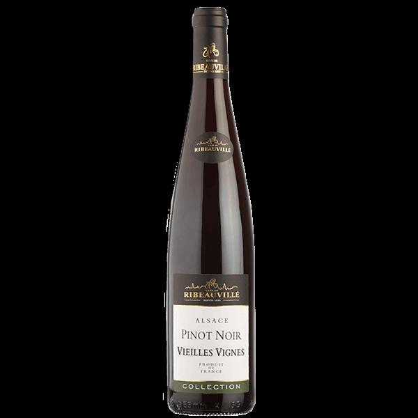 Alsace Wine - Pinot Noir Old Vines