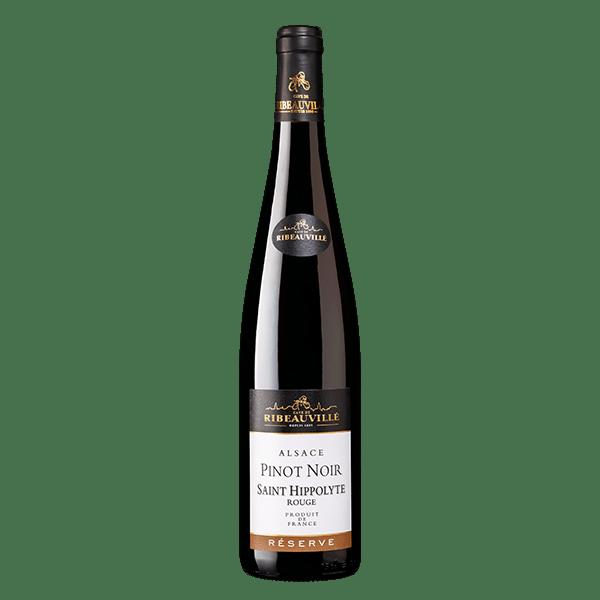 Pinot noir St-Hippolyte Lieux-dits & Villages Alsace
