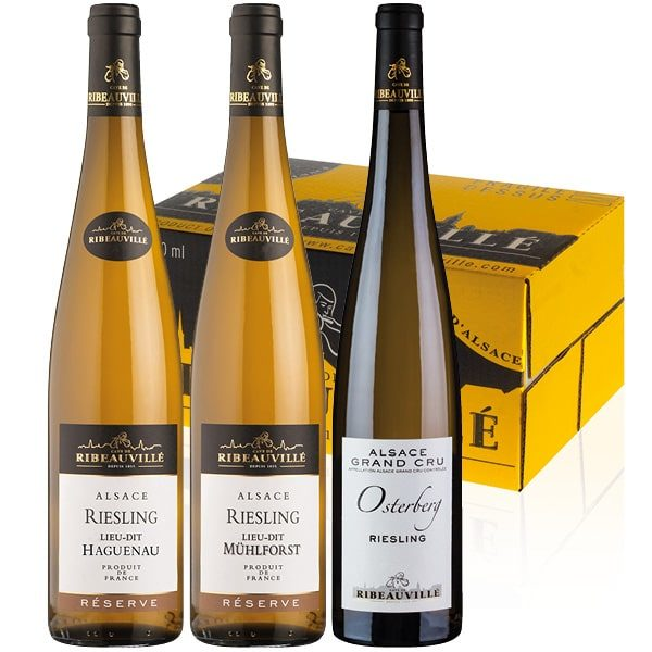 Offre Trio Riesling