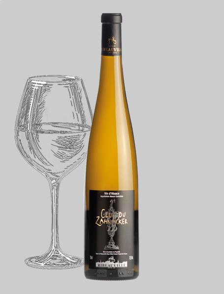Vins d'Alsace - Gamme Clos du Zahnacker - Cave de Ribeauvillé
