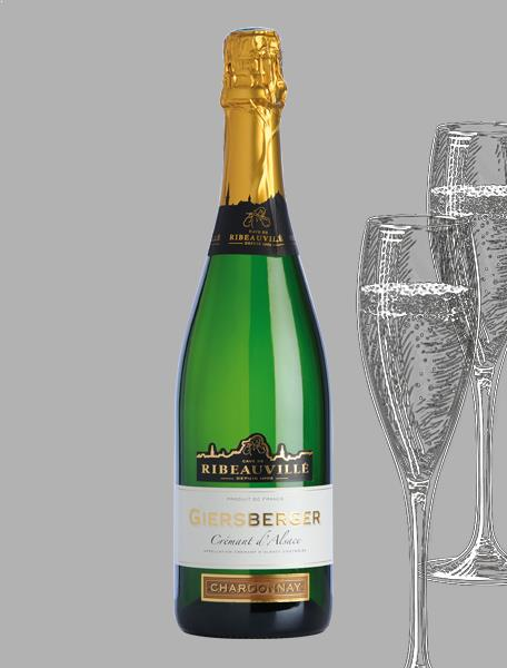 Vins d'Alsace - Gamme Crémant d'Alsace - Cave de Ribeauvillé