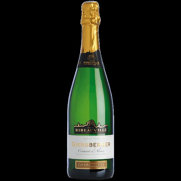 Crémant Giersberger Chardonnay d'Alsace Giersberger