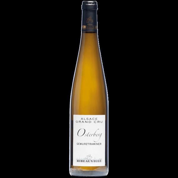 Gewurztraminer grand cru Osterberg Alsace