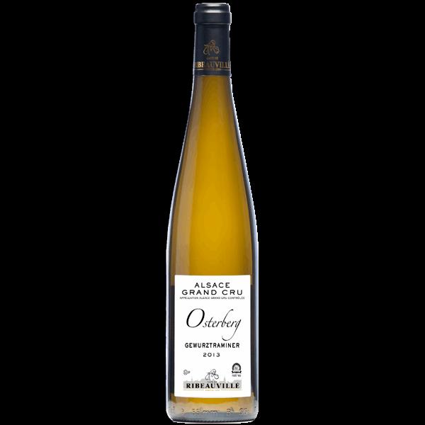 Gewurztraminer grand cru Osterberg Casher Alsace