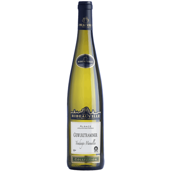 Gewurztraminer Collection Casher vendanges manuelles Alsace