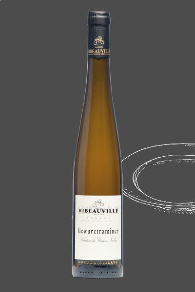 Vin d'Alsace - Sélection Grains Nobles - Cave de Ribeauvillé