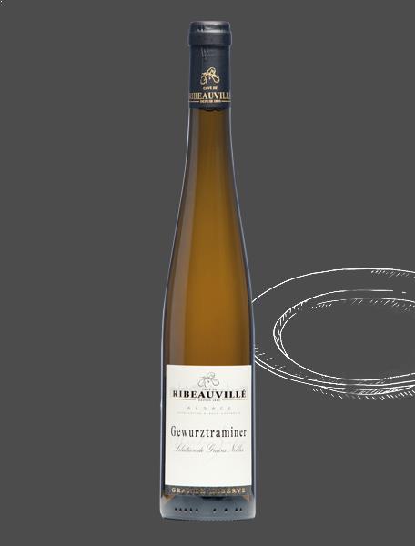 Vin d'Alsace - Sélection de Grains Nobles - Cave de Ribeauvillé