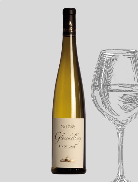 Vin d'Alsace - Gamme Grand Cru - Cave de Ribeauvillé