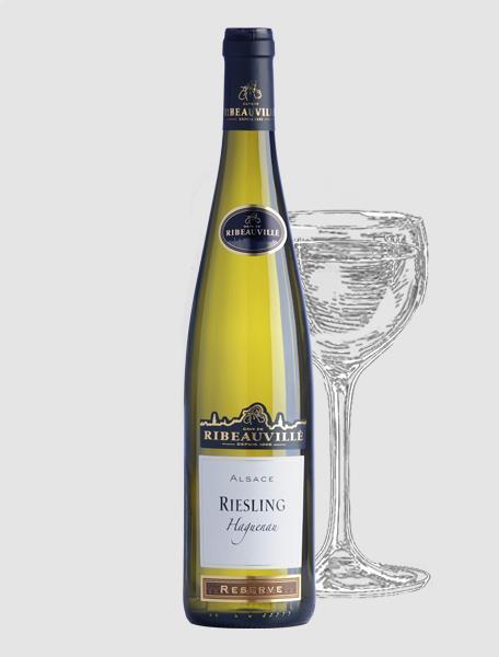 Lieux-dits d'ALsace (Réserve) - Terroir vignoble alsacien - Cave de Ribeauvillé