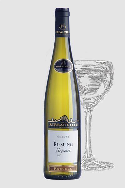 Vin d'Alsace - Lieux-dits (Réserve d'Alsace) - Cave de Ribeauvillé