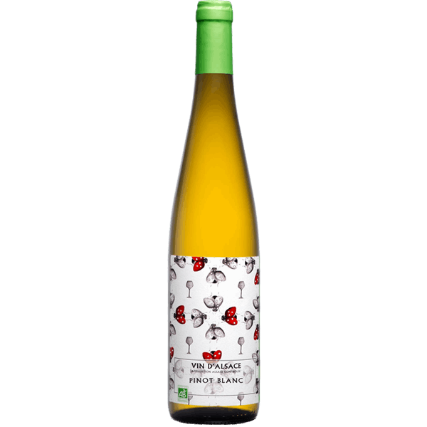 Alsace Wine - Pinot Blanc