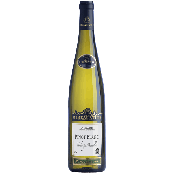 Pinot blanc Collection Casher vendanges manuelles Alsace