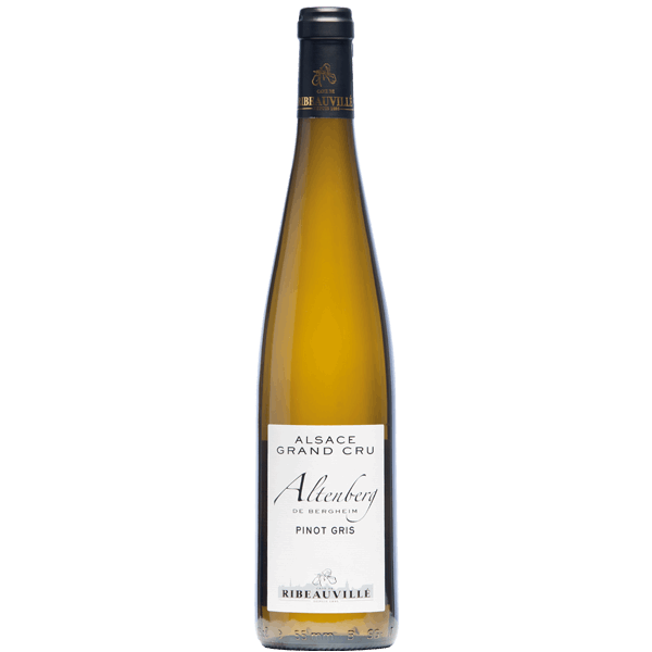 Alsace Wine - Pinot Gris