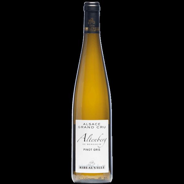 Pinot gris grand cru Altenberg de Bergheim Alsace
