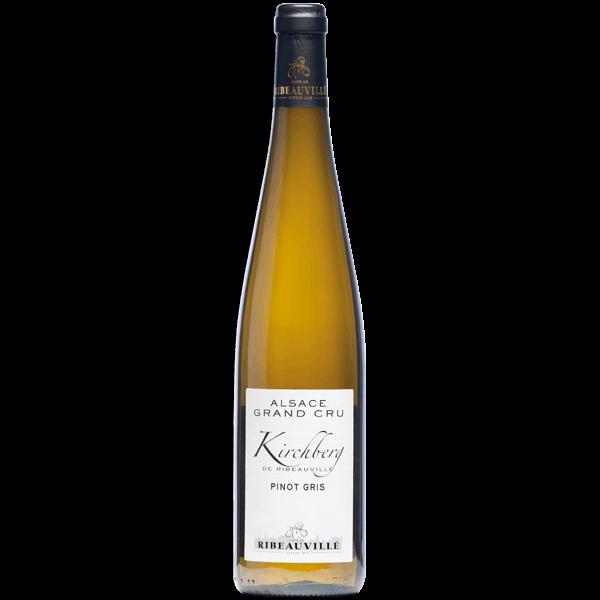 Pinot gris grand cru Kirchberg Alsace