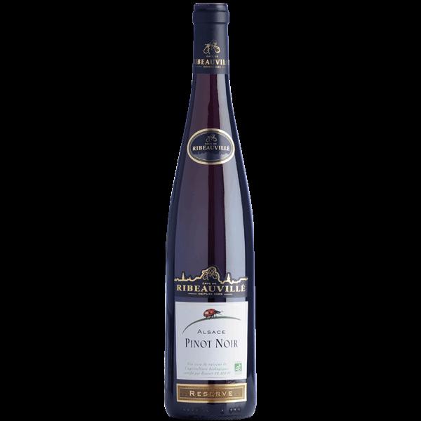 Alsace Wine - Pinot Noir Bio Reserve