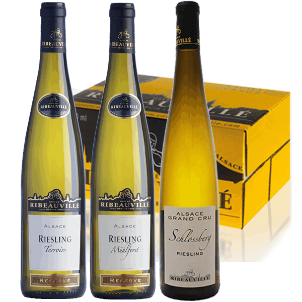 Alsace Wine - Riesling