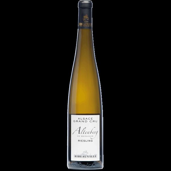 Alsace Wine - Riesling Cru altenberg de Bergheim