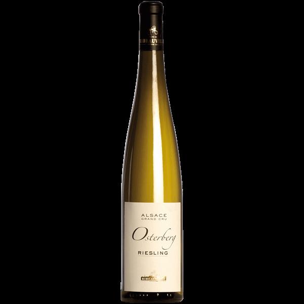 Alsace Wine - Riesling Cru Osterberg