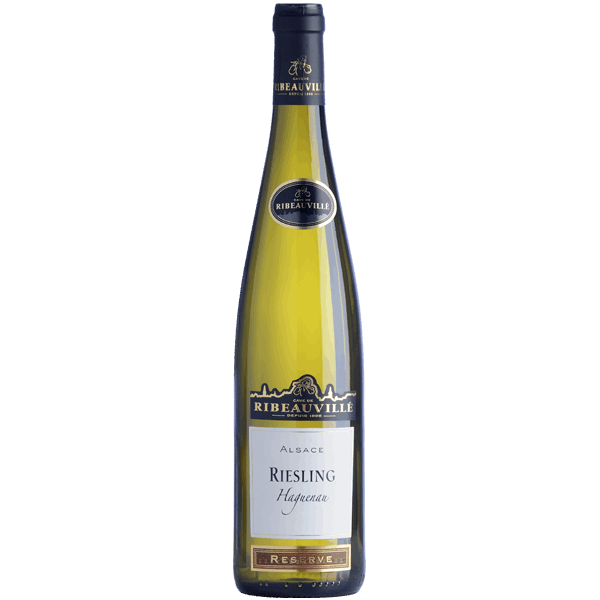 Alsace Wine - Riesling Hagenau