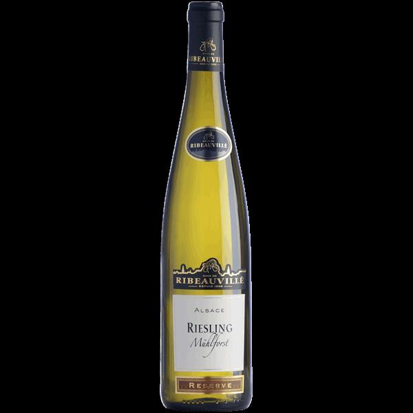 Alsace Wine - Riesling Muhlforst