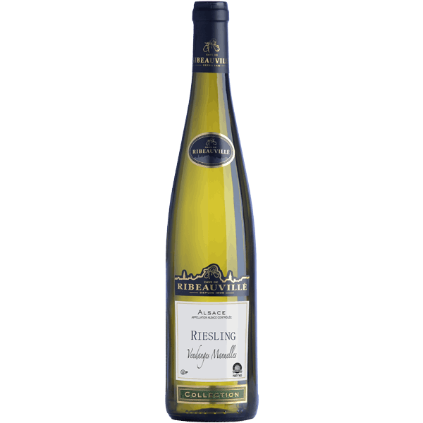 Alsace Wine - Riesling Handpicked Casher