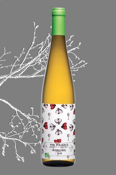Vin bio d'Alsace