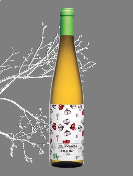 Vins d'Alsace - Gamme Bio - Cave de Ribeauvillé