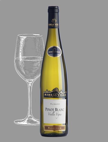 Vins d'Alsace - Gamme Vieilles Vignes - Cave de Ribeauvillé