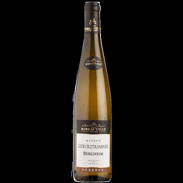 Alsace Wine - Gewurtzraminer