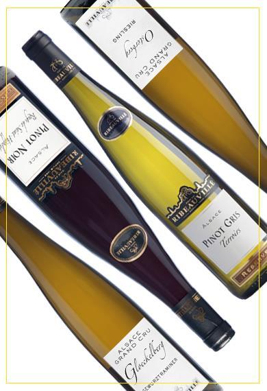 Vins et crémants d'Alsace - Nos Offres de Noël - Cave de Ribeauvillé