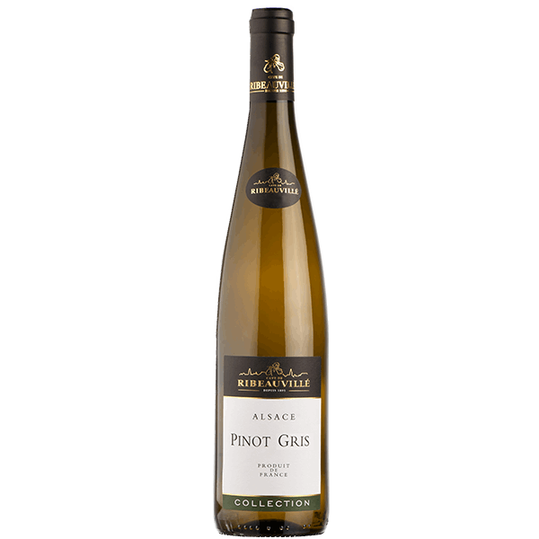 Pinot gris Collection vendanges manuelles Alsace