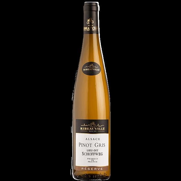 Pinot gris Schoffweg Lieux-dits & Villages Réserve Alsace
