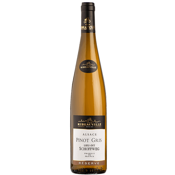 Alsace Wine - Pinot Gris Reserve