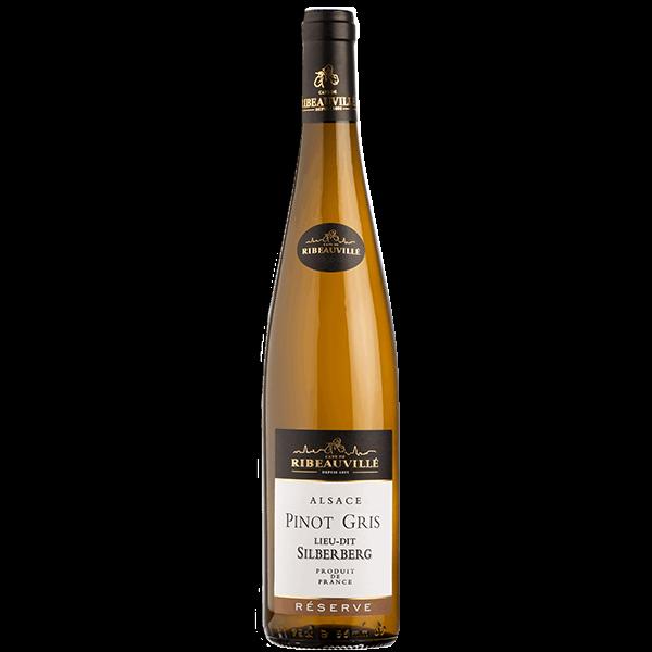 Pinot gris Silberberg Lieux-dits & Villages Réserve Alsace