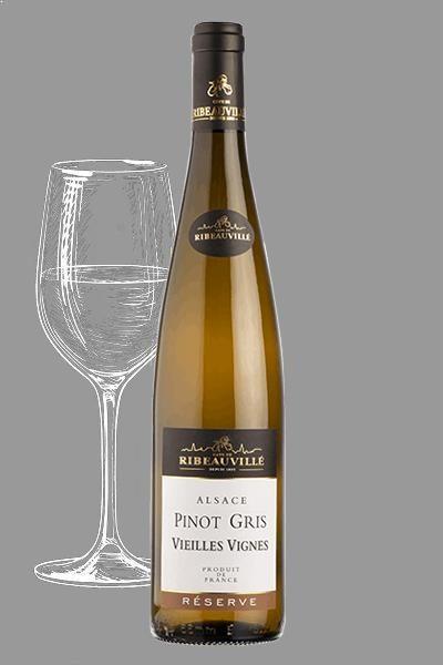 Vin d'Alsace - Vieilles Vignes