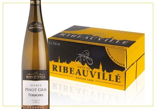 Cave de Ribeauvillé - Pinot Gris Terroirs 2013