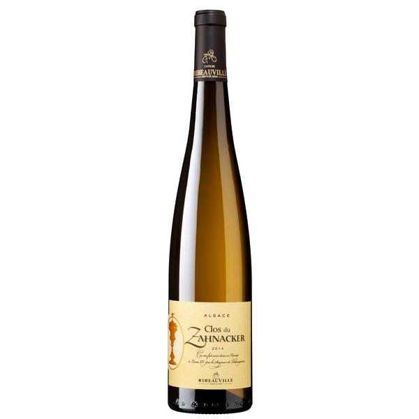 Clos du Zahnacker 2014 Vin d'Alsace Cave de Ribeauvillé