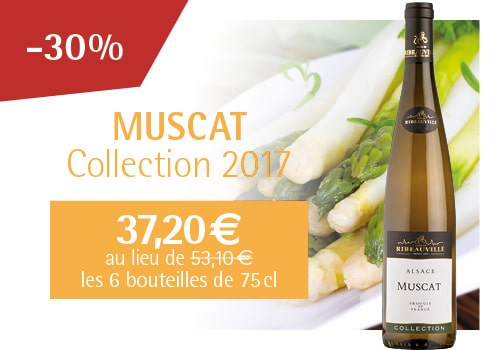 Offre Muscat Collection