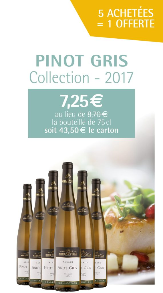 Offre Pinot Gris