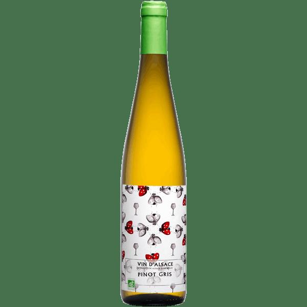 Pinot Gris bio - Vins Alsace