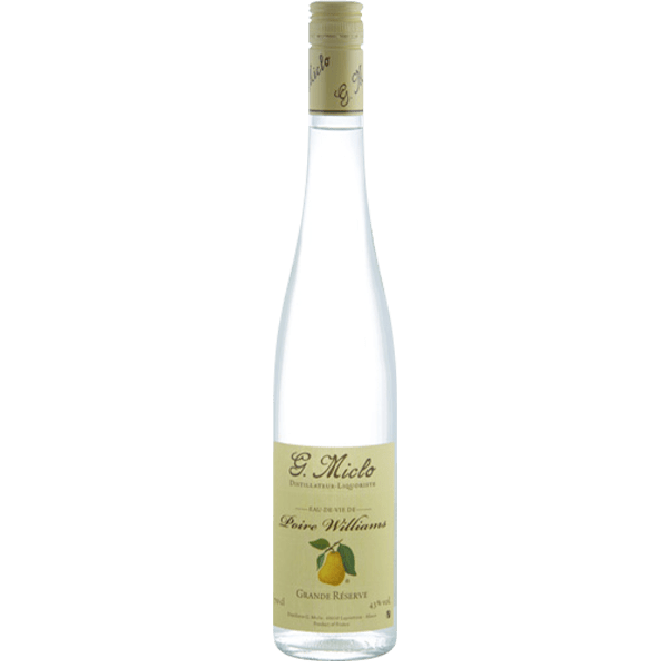 EDV poire williams