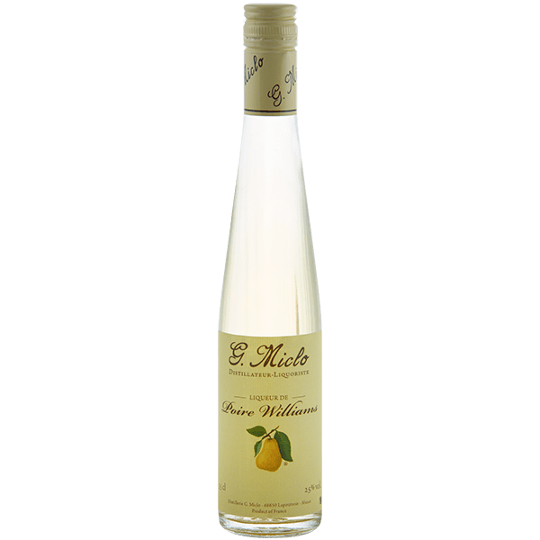 liqueur de poire Williams