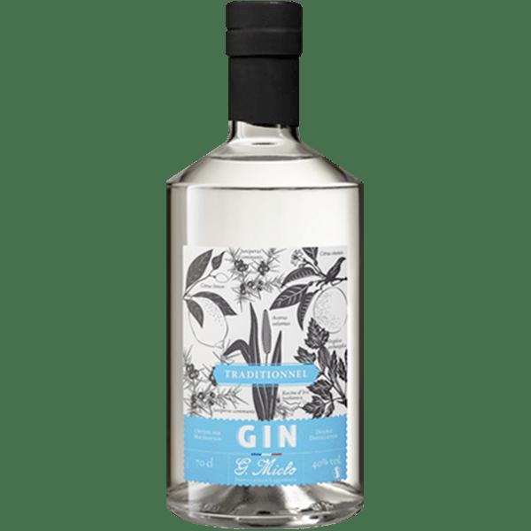 spiritueux gin