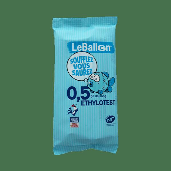 Ethylotest 0,5 g/l